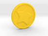 Animal Crossing: Bell Coin 3d printed
