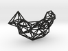 Mesh Necklace no.1 3d printed