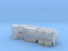 3-Axle Tank Truck, 3-Achs Tank-LKW 1/285 6mm 3d printed