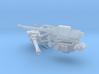 1/144 Minotaur Artillery Turrets 3d printed