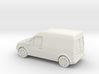 1/87 2002-13 Ford Transit Connect 3d printed