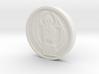 Cthulhu Coin 3d printed