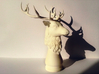 Deer head 3d printed