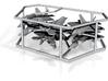 1/500 F-22 Raptor (x6; FD/FUD) 3d printed