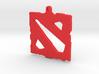 Dota 2 - Logo Pendant 3d printed