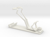 The Reading Man Iphone 6 stand 3d printed