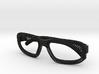 'Hatch' glasses for Eyewear Kit 3d printed