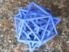 Platonic Tangle #2 3d printed