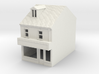 HHS-5 N Scale Honiton High street building 1:148 3d printed