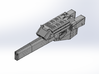 LoGH Imperial Carrier 1:3000 (Part 1/4) 3d printed Render Image