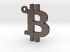 Bitcoin Symbol  Keychain 3d printed