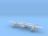 PZL P-24  1:285/350 3d printed