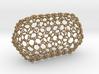 0081 Carbon Nanotube Capped (10,10) 3d printed