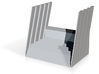 Stationary Desk Organizer 3d printed