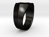SIGNET RING - 19.5mm US size 9.5 3d printed