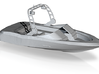 N Scale Wakeboard Boat 3d printed