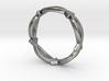 Jesus Fish Eterniy Style Ring Size 8 3d printed