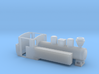 H0e Resita 150hp Forestry Locomotive 3d printed