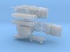SA-10 Grumble SAM System 1/200 3d printed