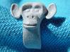 ChimpanzeeRing 3d printed