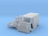 Goggomobil TL w/ opened door (N 1:160) 3d printed