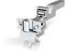 Q scale (1:45) CTA Form 5 Coupler 3d printed