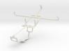 Controller mount for Xbox One & Karbonn Titanium X 3d printed