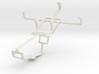 Controller mount for Xbox One & NIU Niutek 3.5D2 3d printed