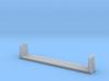 Bulkhead Flatcar TTPX TSH71C - HO Scale 3d printed
