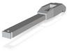 Astromech Detail Battery Harness 02 3d printed