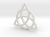 3.2 Triquetra 3d printed