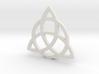3.5 Triquetra 3d printed