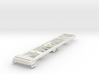 Rahmenunterteil vom Kesselwagen Uacs Schweiz TT 1/ 3d printed