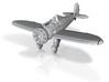 1/285 Boeing P-26 Peashooter 3d printed