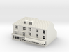 HHS-123 N Scale Honiton High street building 1:148 3d printed