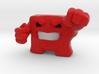 Super Meat Boy 3d printed
