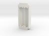 1590G-Series Battery Lid (simple) 3d printed