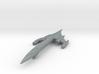 Gnomon MELROSE-7 small jet airplane toy  3d printed