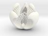 Libidinis Hexagonis Albidus (Touchable Fractal) 3d printed