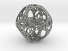 Apollonian Octahedron - Thick 3d printed