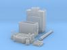 PRC-117G Whole FUD DX 2-part 1/6  3d printed