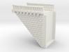 NV1M3 Modular viaduct 1 track 3d printed