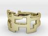 Ring Blocks - Size 5 3d printed