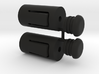 Cameleon 1&2, Frog and Gecko Front Wheel Spigots & 3d printed Bugaboo Wheel Top