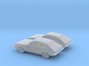 1/160 2X 1972 Ford Pinto 3d printed