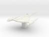 N-1 Naboo Starfighter (Damaged) 1/270  3d printed