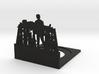 Darth Vader Funeral Tea Light Holder 3d printed