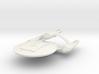 Gallant Class HvyCruiser 3d printed