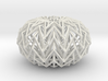 Decorative Ball based on a Twelve-pointed Star 3d printed