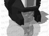 Kreon Combiner - Construction Helmet 3d printed skull head not included